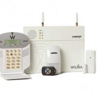 Centrale Radio WILMA di Combivox